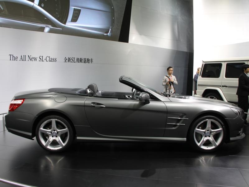 bob投注:武汉奔驰(进口)奔驰SL级最新行情全包售价122.39万元起