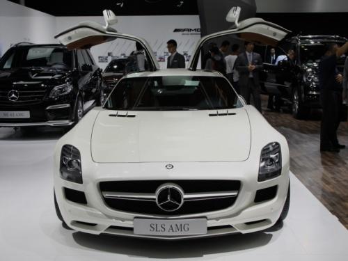 奔驰SLS超级跑车 现车优惠100万 全国最低价高清图片