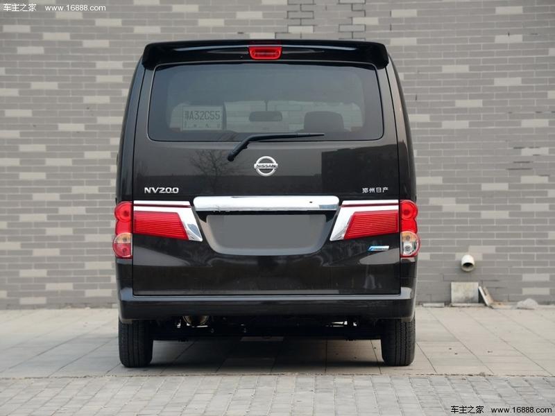 深圳日产NV200全包价格优惠0.60万欢迎上门试驾