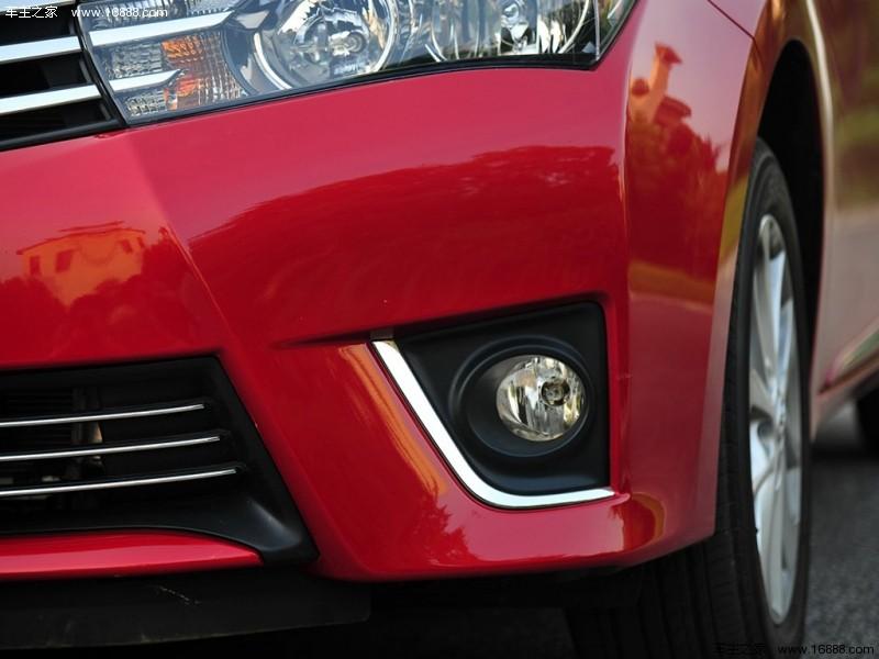卡罗拉 2014款 1.6L 手动GLX i图片图片