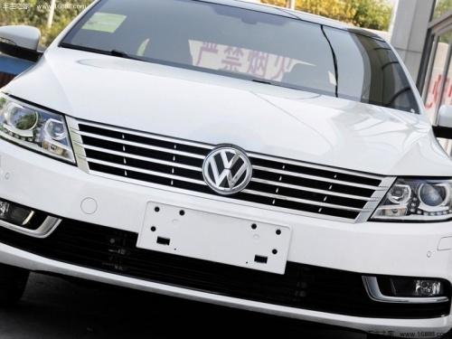 大众CC 最高优惠价10万 现车售全国高清图片