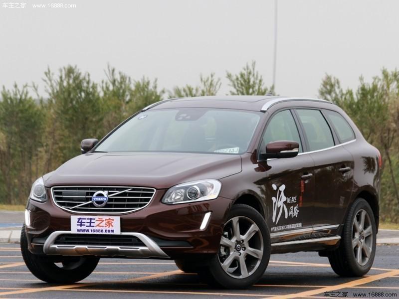 深圳沃尔沃空调沃尔沃xc60最高操作7.11万少量现车售深圳奥迪a6亚太让利图片