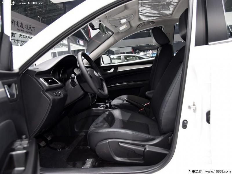 奔腾B30 2017款 1.6L 手动豪华型