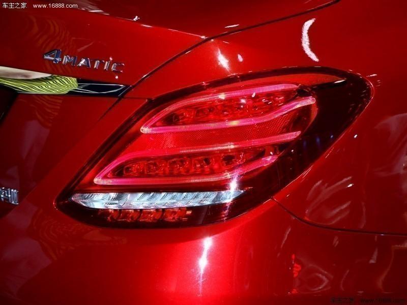 奔驰C级2015款 C 200 L 4MATIC