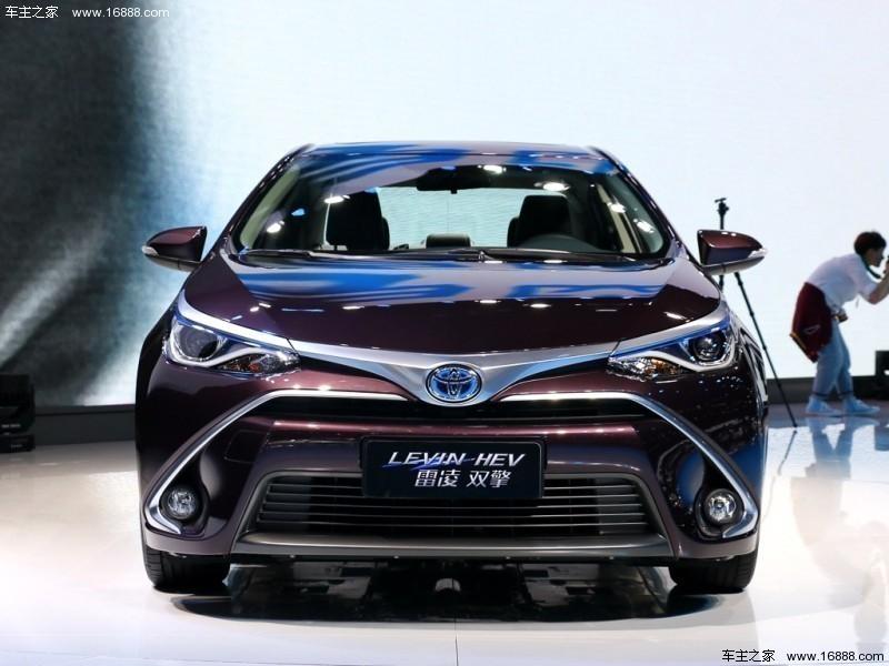 雷凌2015款 1.5L 混动版