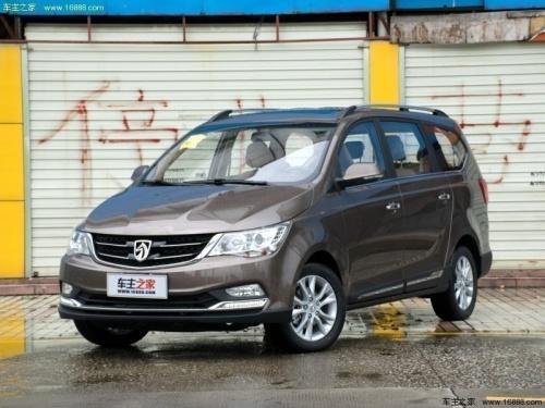 2016新款寶駿730最新優惠3萬 現車充足售全國高清圖片