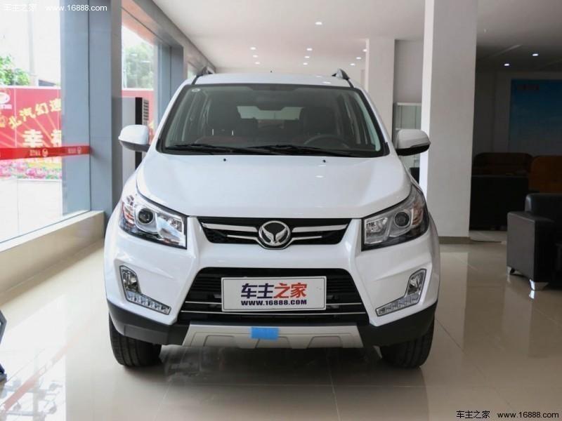 郑州北汽幻速S3最高优惠0.90万欢迎上门试驾