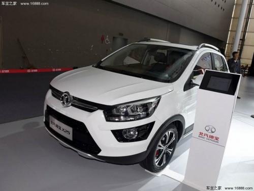 北京绅宝x25最高让利2万元 现车充足 售全国高清图片