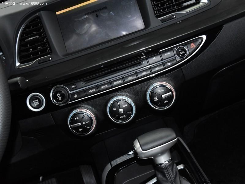 传祺GA6 2015款 1.8T 自动精英型