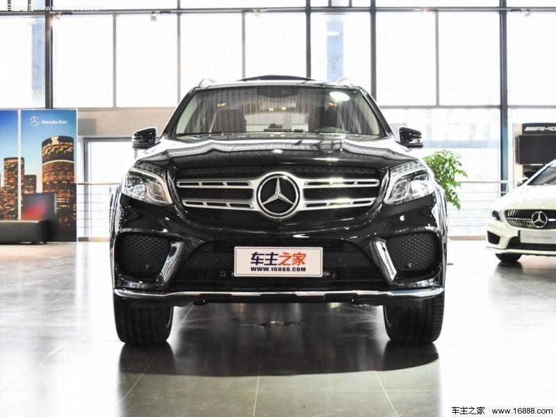 奔驰GLS报价全包110.20万起