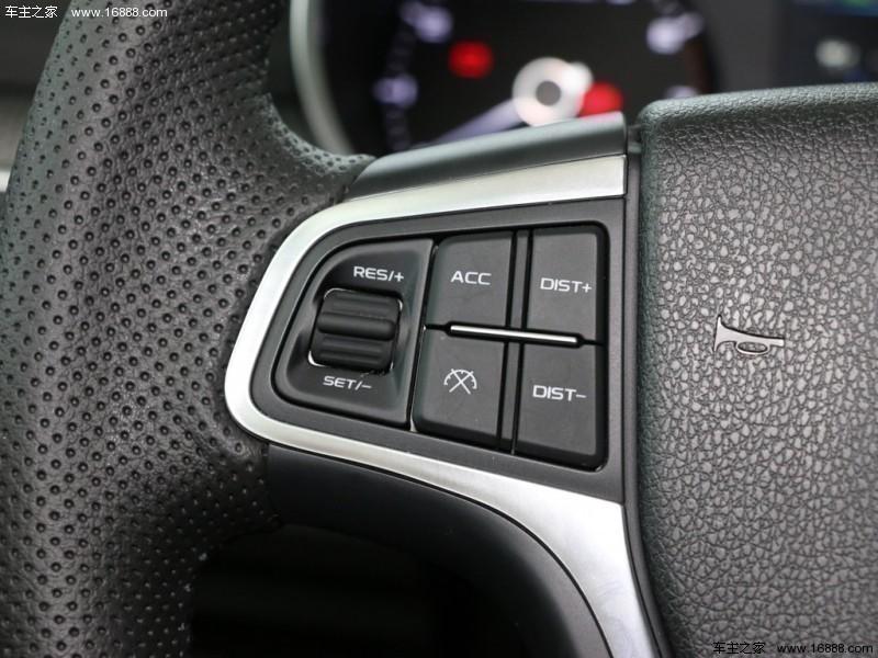 帝豪GS 2016款 运动版 1.8L 自动领尚型