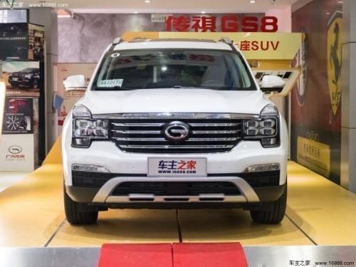 江门广汽传祺GS8售价16.38万元起 欢迎试驾高清图片