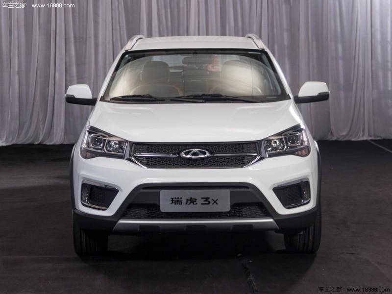 奇瑞汽车瑞虎3X全包价格优惠020万售四川