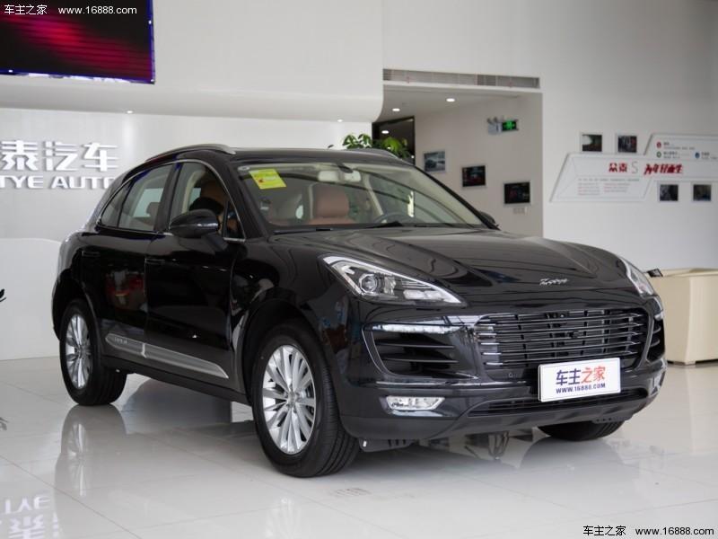 深圳众泰汽车众泰SR9售价全包13.98万起 欢迎前来试驾高清图片