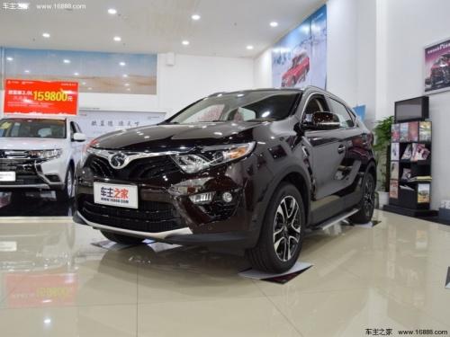 东南汽车DX7团购优惠4万 现车充足高清图片
