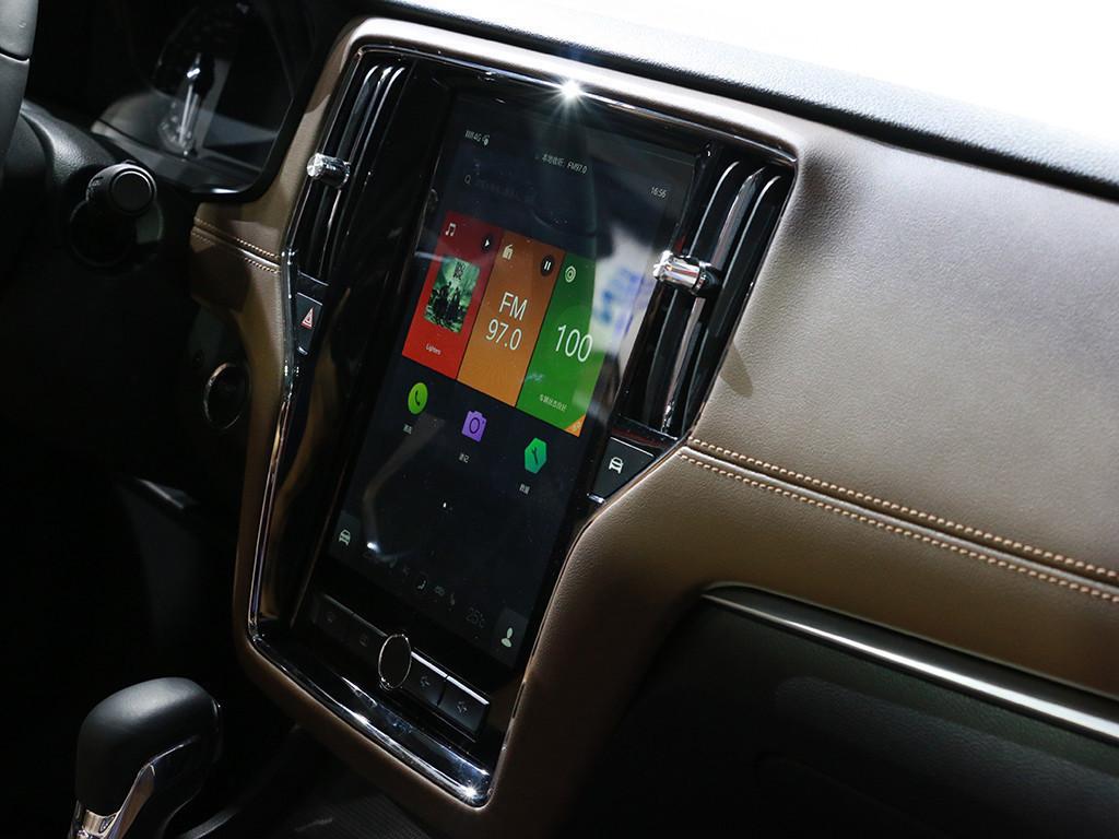荣威i62017款基本型东南dx7表盘指示灯图片