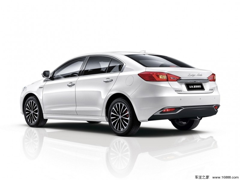 成都众泰Z560最新行情部分车型价格优惠0.60万