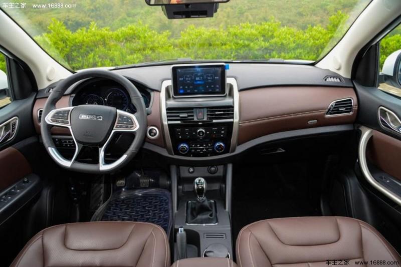 比速T5 2017款 1.5T 手动舒适型