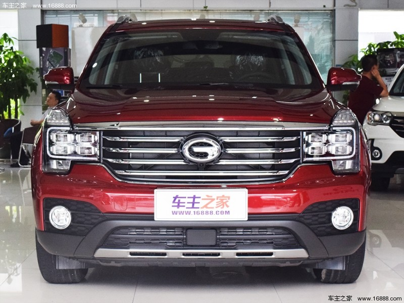 传祺GS72017款 320T 两驱豪华智联型