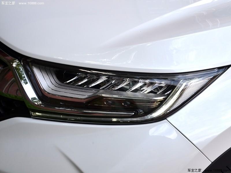 本田CR-V2017款 240TURBO 自动四驱尊耀版(指导价:24.98万)