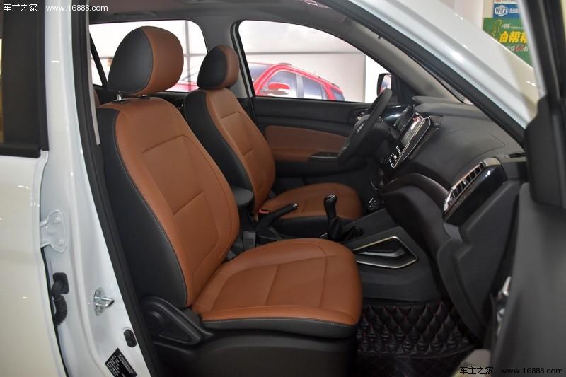 长安CX70 2016款 1.6L 手动标准型
