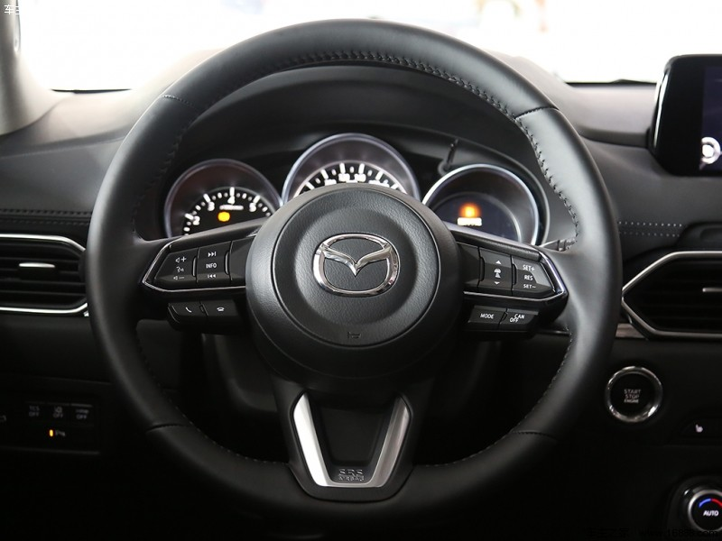 马自达CX-5基本款
