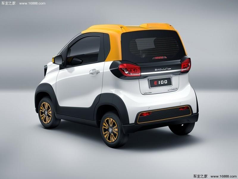 宝骏E100售价全包10.88万起 欢迎上门试驾高清图片