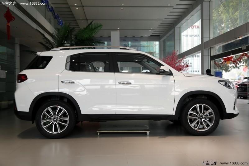 深圳北京现代ix35全系热销中限时优惠高达2.00万