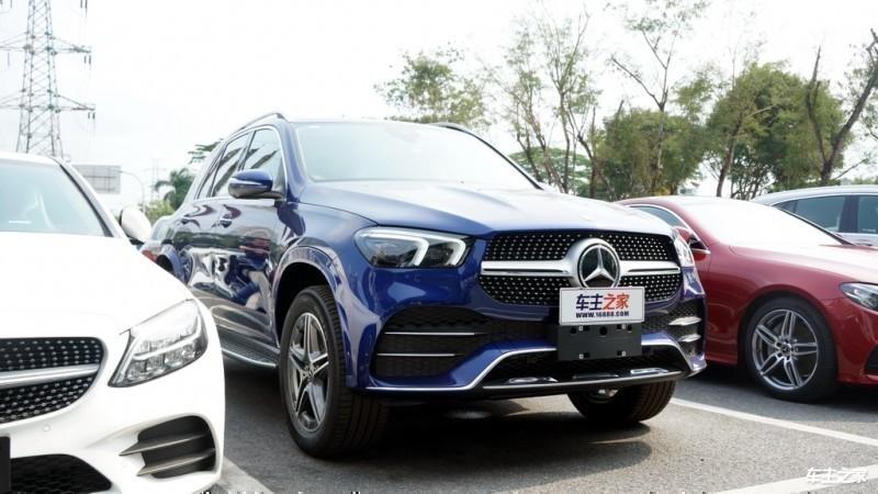 奔驰GLE最高优惠2.40万全包最低85.22万