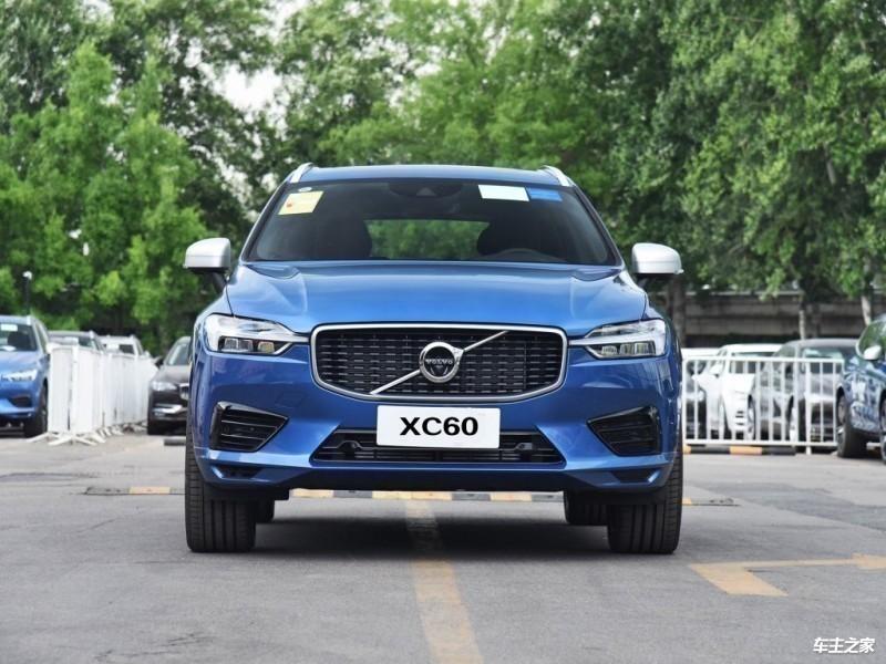 上海沃��沃XC60新能源最高�利3.80�f售上海