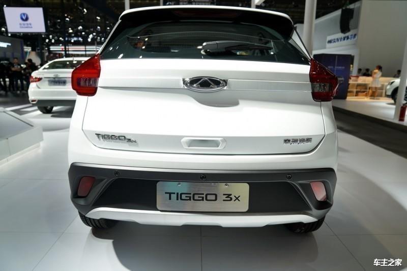 成都奇瑞汽车瑞虎3X最高优惠0.20万欢迎上门试驾