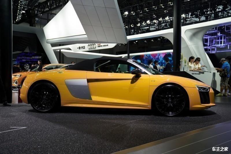Audi Sport奥迪R8促销全包240.52万起欢迎上门试驾