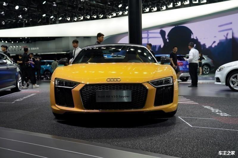 武汉奥迪R8最低报价全包240.60万起售湖北