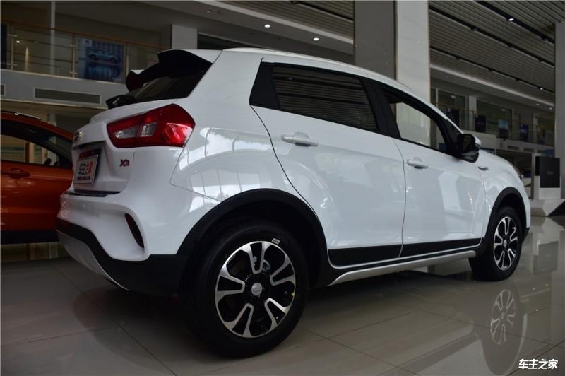 广州吉利汽车远景X3限时优惠目前5.82万元起售