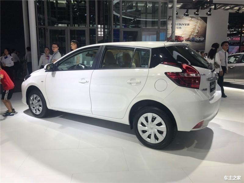 重庆威驰FS最新行情部分车型价格优惠0.90万