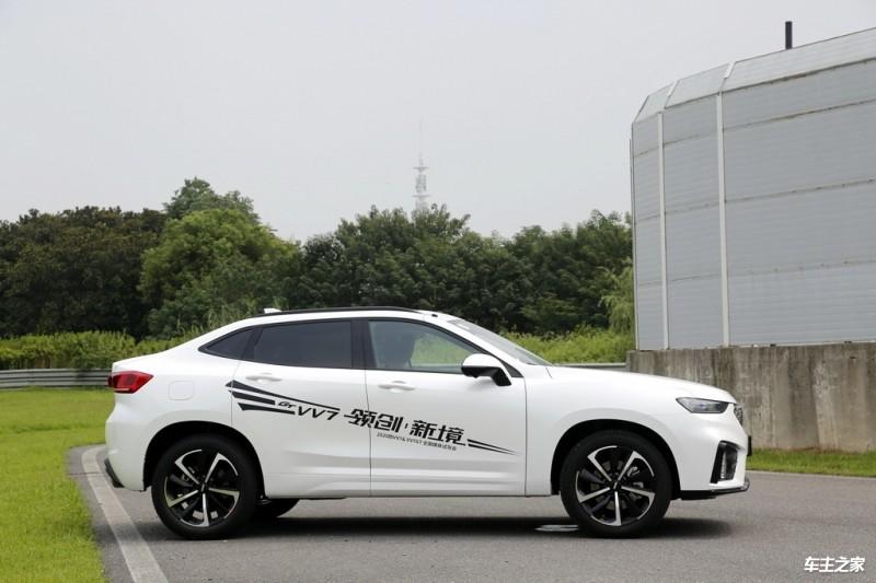 长城汽车WEY VV7 GT报价全包21.94万起欢迎前来试驾