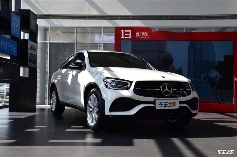 深圳奔驰GLC(进口)欢迎莅临赏鉴限时优惠高达