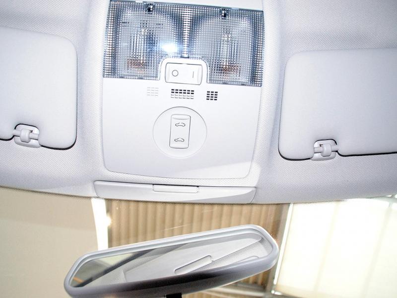 天窗开关按钮 奥迪A3 2012款 Sportback 1.8T 尊贵型内饰图片