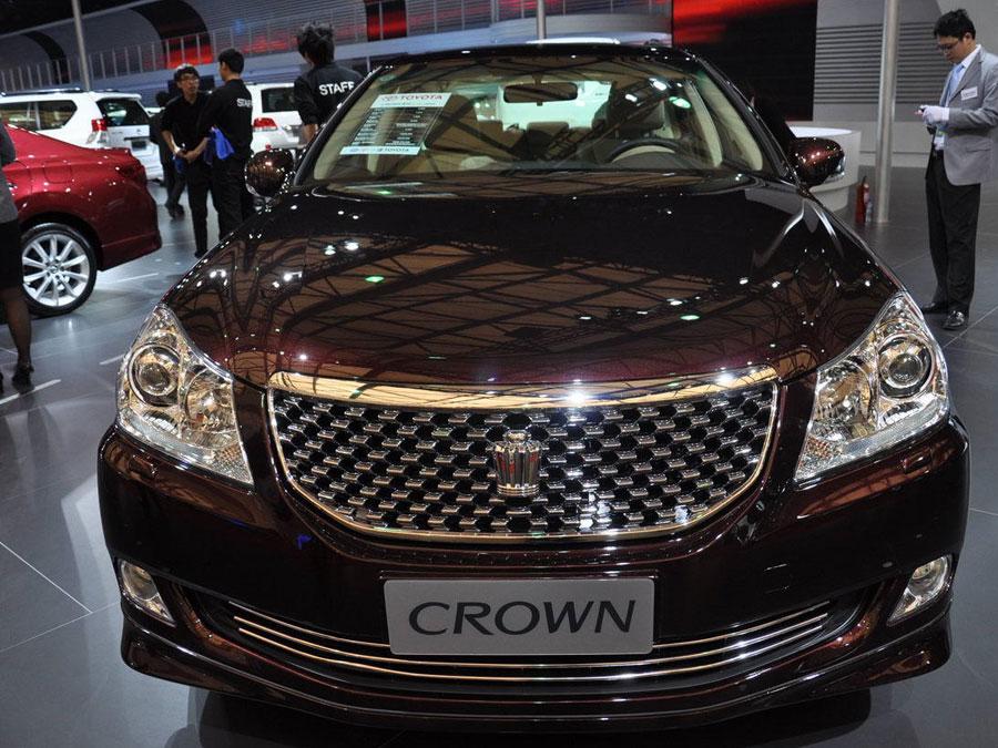 汽车logo素材皇冠