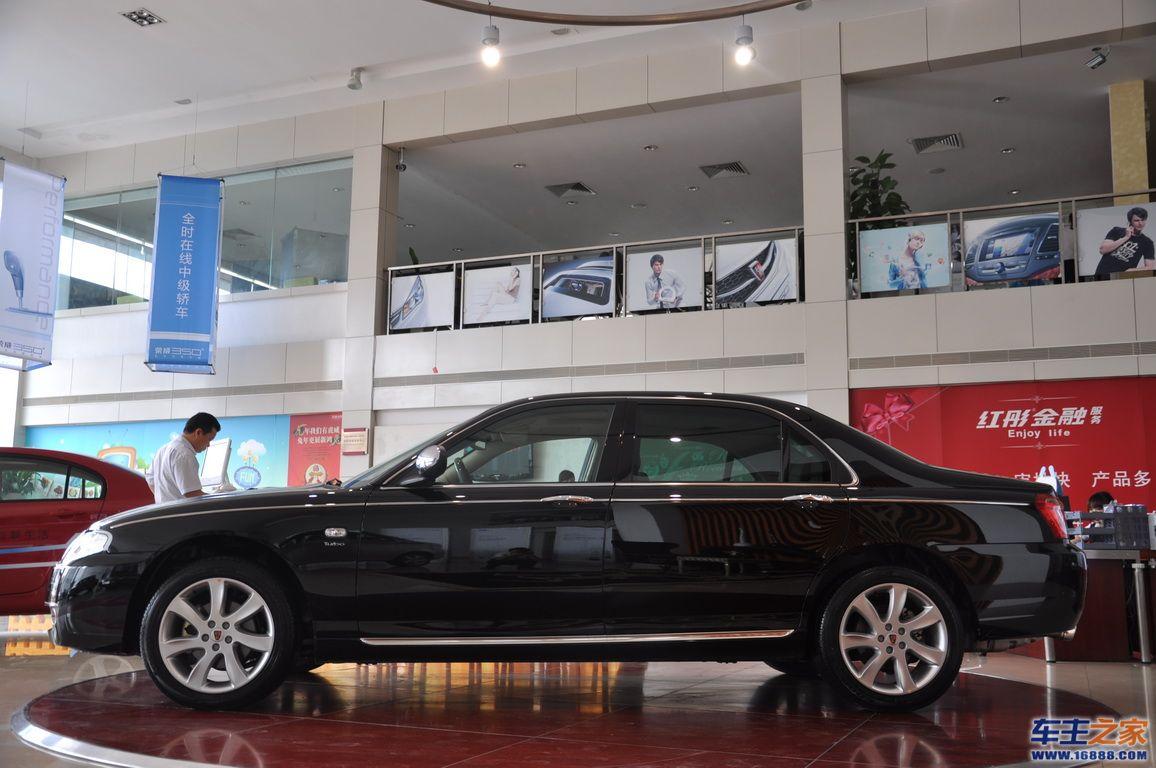 荣威750左侧圣派东风视频h30大屏车机风神图片