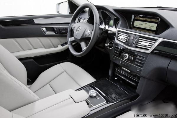 超3.5万元 北京奔驰E200用车成本调查高清图片
