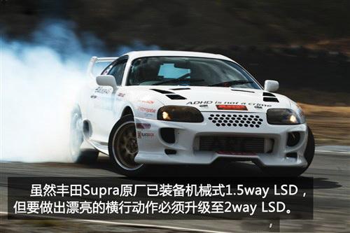 汽车之家 丰田(进口) supra 1996款 基本型