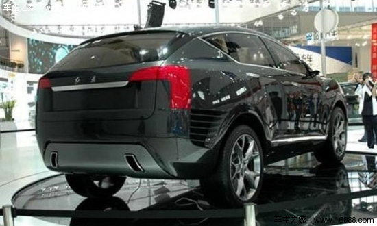 红旗SUV概念车-新一代奥迪Q7领衔 9款即将上市豪华SUV速览高清图片