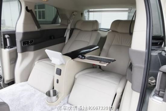 别克GL8改装报价 北京别克GL8商务车改装