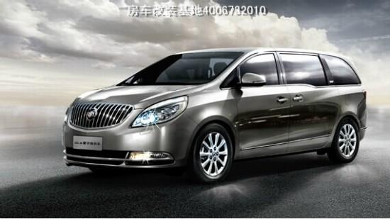 别克GL8改装报价 北京别克GL8商务车改装高清图片
