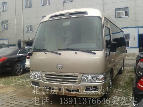北京房车改装厂品牌大全 海狮 考斯特 奔驰高清图片