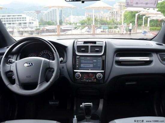 起亚狮跑北京直降6.28万 畅销SUV销量排行高清图片