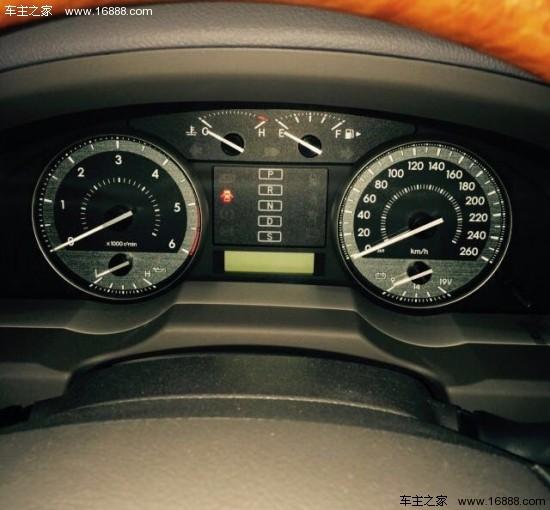 丰田4500仪表电路图