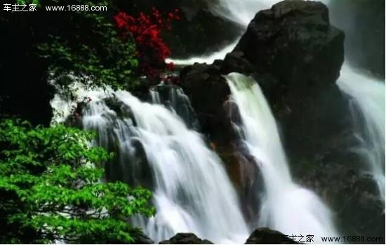 """09:00-11:30 莽山森林公园""""天台山"""",""""猴王寨""""风景区,""""莽山"""