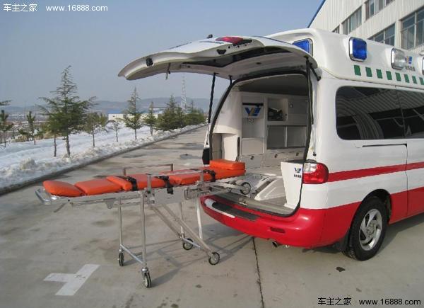 5月1日起北京实行救护车打表计费